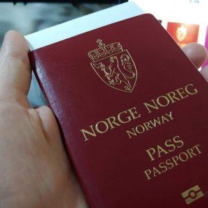 Buy Norway Passport Online